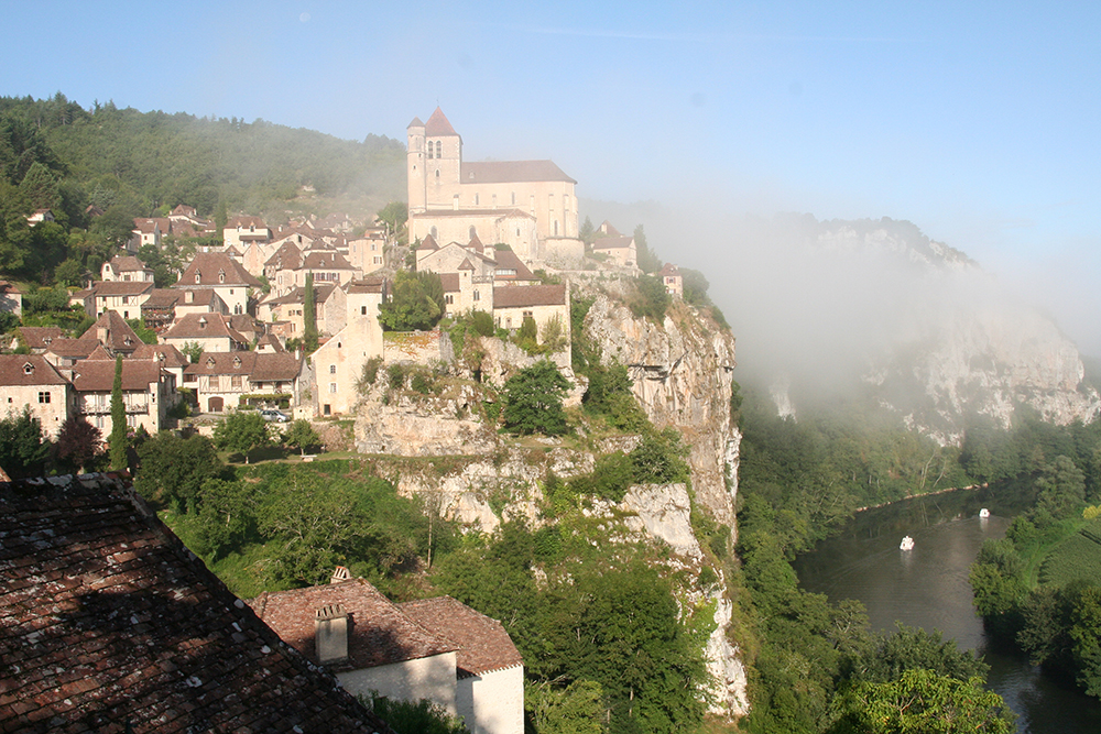 St Cyrq la Popie the scene of an enigma in Causses du Quercy