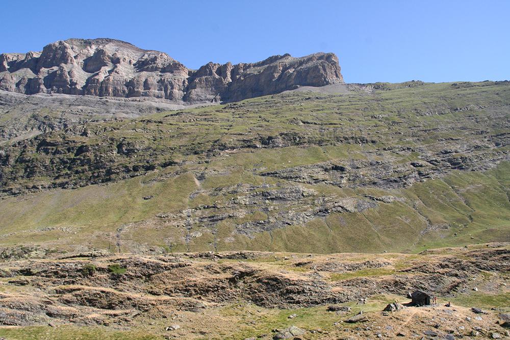 Un refuge des Pyrénées, celui où les chanteurs en Occitan se retrouvent dans le film