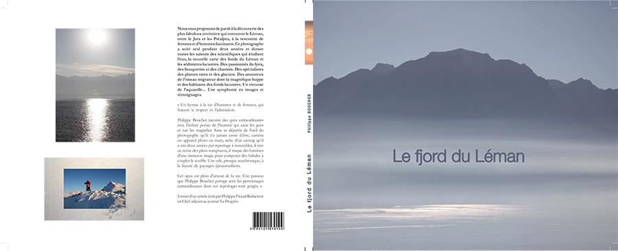 Livre le fjord du Léman