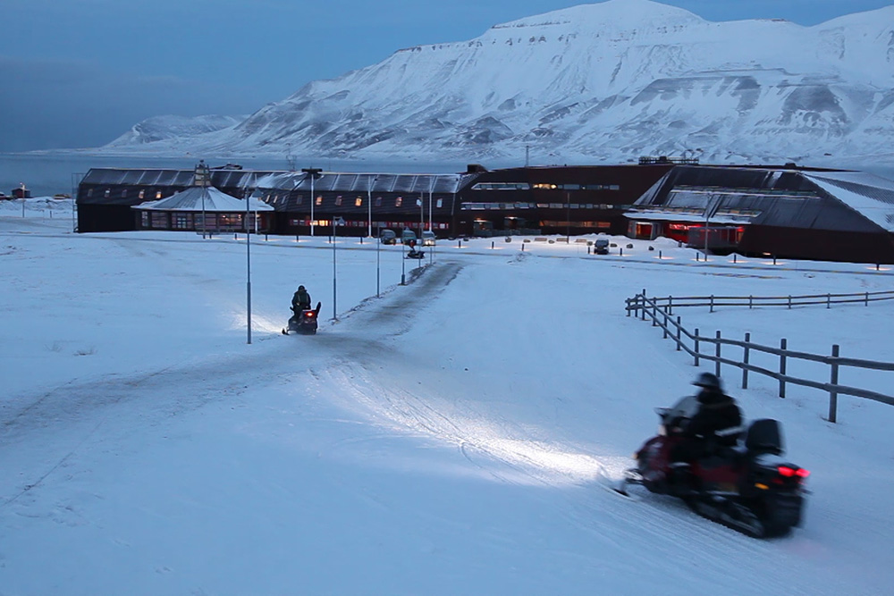 UNIS, the world's most northerly university of the world