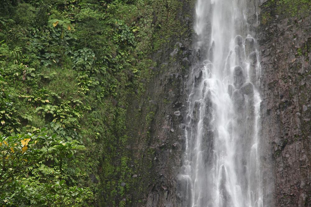 One Carbet Falls